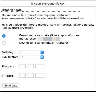 e-conomic til uniconta, Konvertering fra e-conomic til Uniconta, Uniconta
