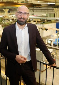 Vorstand Johannes Wienands